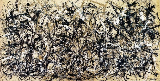 Pollock; Autumn Rhythm, 1950
