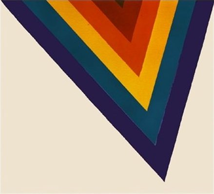 'Bridge'_by_Kenneth_Noland,_1964.